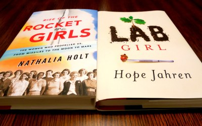 Two New Books That Celebrate Women and Science