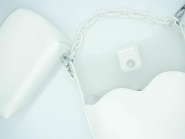 Bolso blanco troquelado 2 Josephine Looks