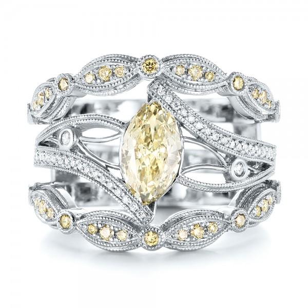Wedding Sets Engagement Ring With Matching Wedding Band