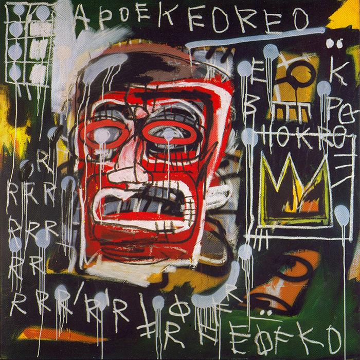 Bildresultat för Jean Michel Basquiat