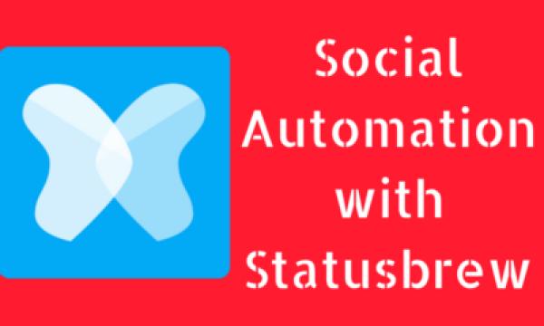 social media automation tool
