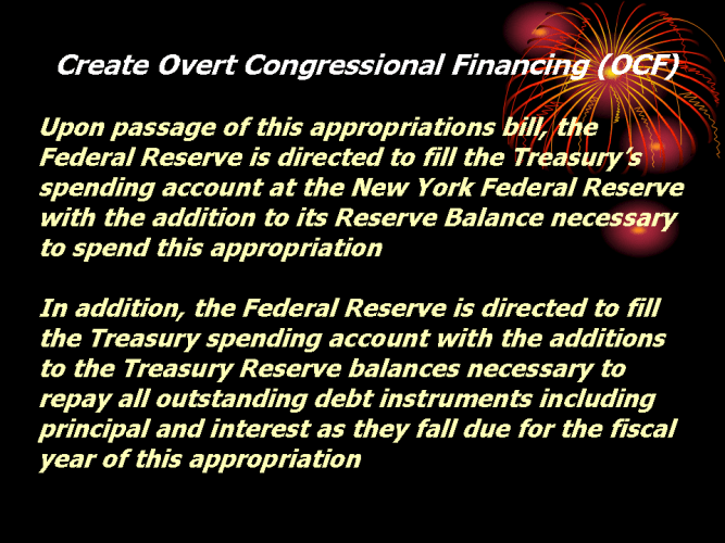 The National Debt Is Congress's Fault: Revisited