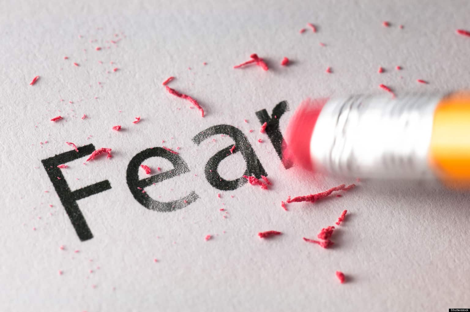 Fighting Your Biggest Fear Builds Your Self Image