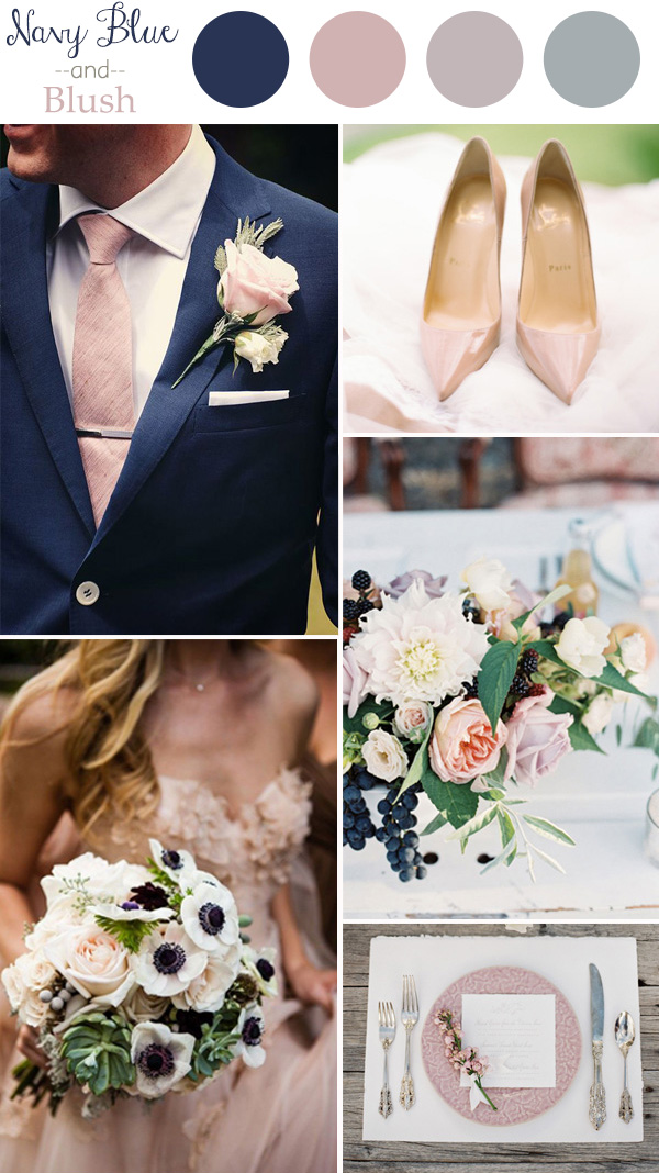 Top 10 Colour Trends For Weddings In 2016
