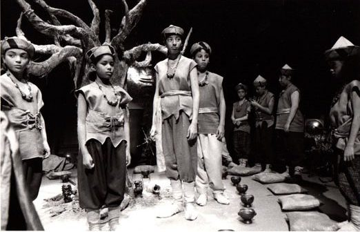 La caverne des Nats-Groupe Grenade