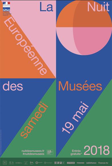 [EVENEMENT] Nuit Européenne des musées