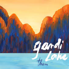 Them, nouvel EP de Gandi Lake, groupe français d'indie pop.