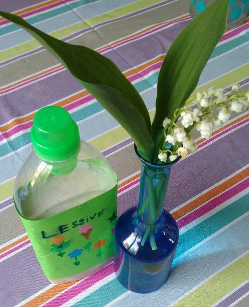 recette de la lessive fait maison, simple, efficace et rapide