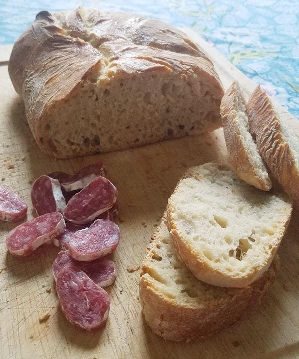 recette pain cuit en cocotte