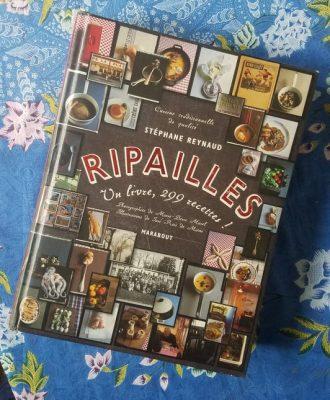 ripailles livre cuisine de Stéphane Reynaud