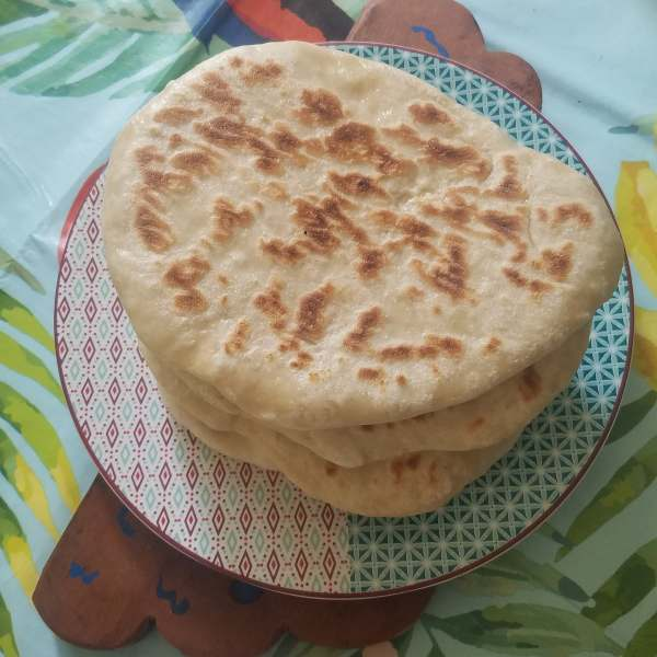 recette pains marocains maison
