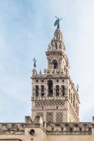 Seville Cathedral Girlada
