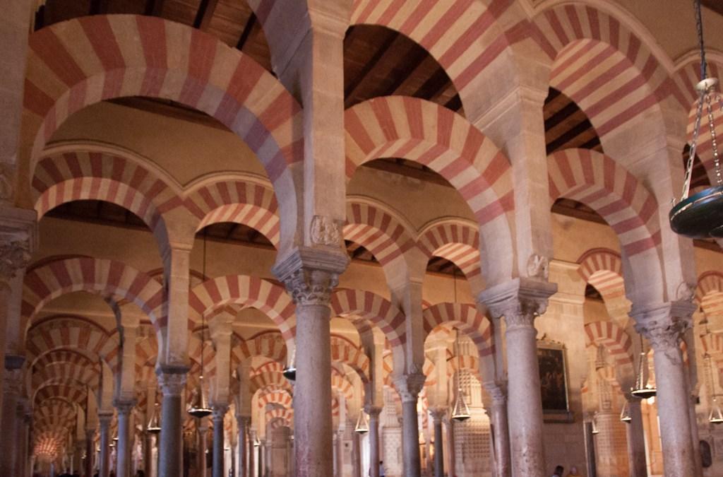 Andalusia -La Mezquita of Cordoba.