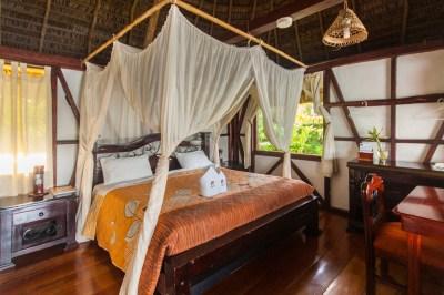 Ecuador - Napo Wilderness Center bungalo,