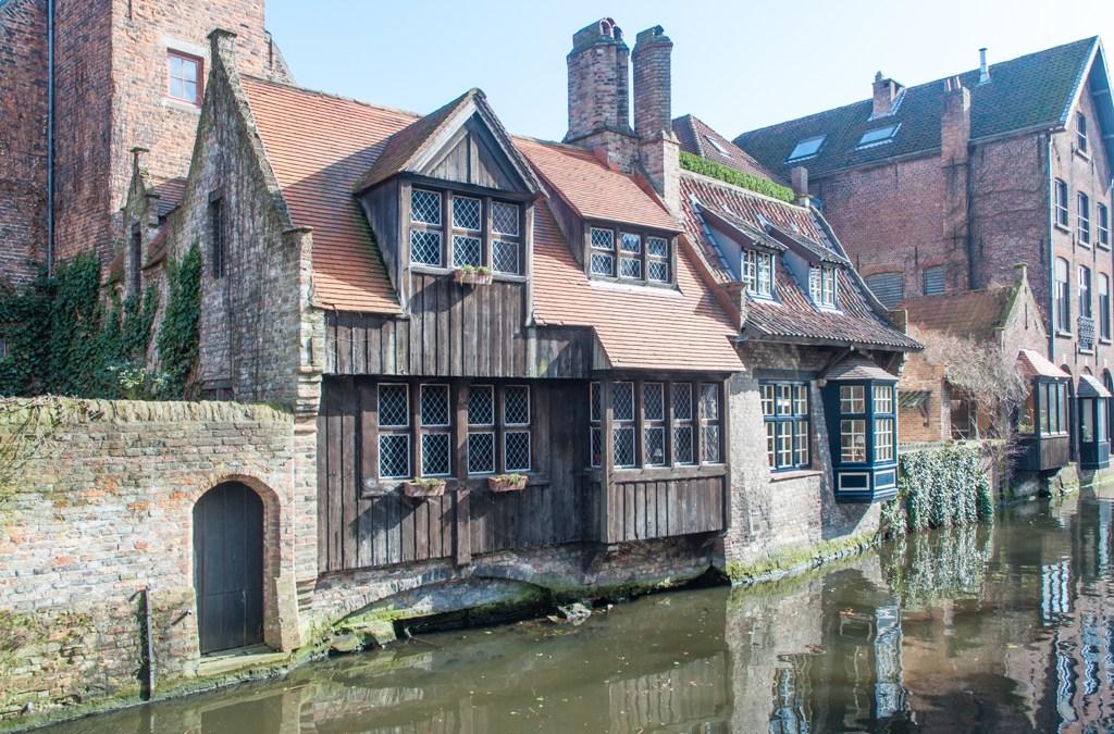 Belgium - Bruges medieval canals