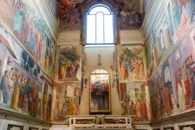 Brancacci Chapel.