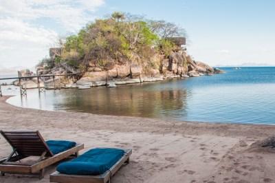 Lake Malawi - Mumbo Island Guest Bungalows