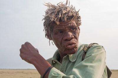 Zu/'hoasi bushman elder