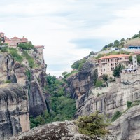 The Odyssey Revisited - From Meteora Back to Athens
