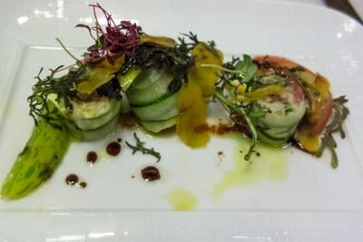 Food - Paris. Regalade Maki