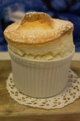 Food - Paris. Regalade Soufflé.