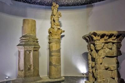 France - Metz, Gallo-Roman Anguipede Column