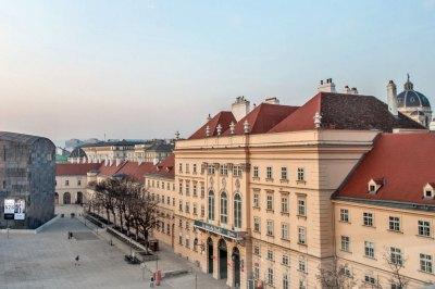 Austria - Vienna MUMOK.