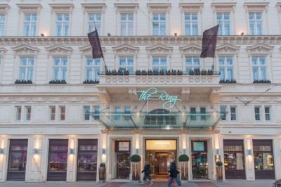 Austria - Vienna Ring Hotel.