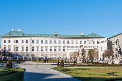 Austria - Salzburg Mirabell
