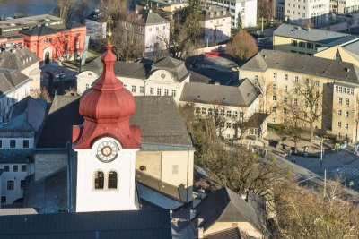 Austria - Salzburg - Nunnberg Convent.
