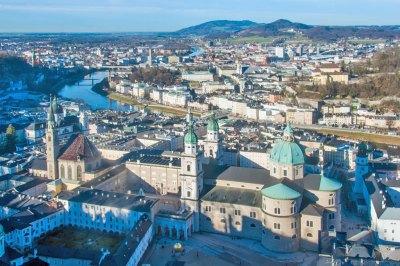 Austria - Salzburg Salzbach Valley.