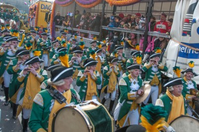 Germany - Cologne Rosenmontag Band