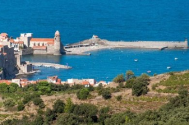 The Bay of Collioure has been attracting visitors since Antiquity.