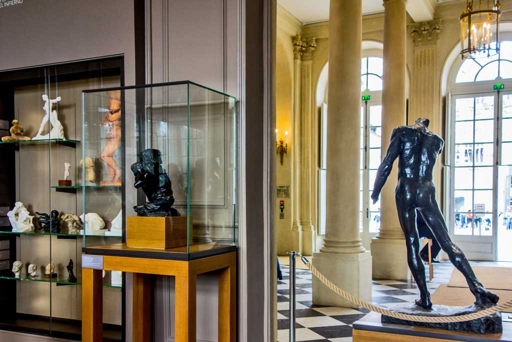Recently Reopened Rodin Museum - Paris
