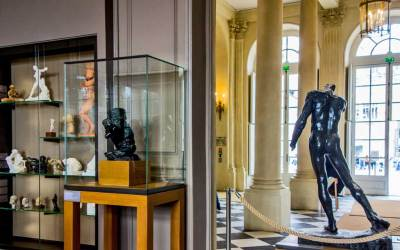 Recently Reopened Rodin Museum – Paris