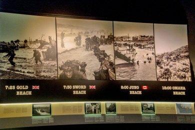 France-Normandy Caen Peace Memorial.