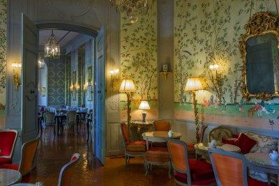 Café Caumont dining room