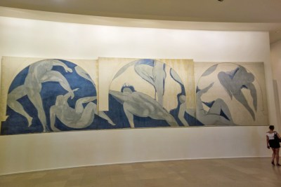 France - Paris Modern Art Museum Matisse.