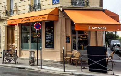 Not Just Another Paris Bistro – L'Accolade