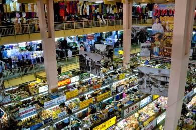 Chiang Mai - Worarat Market.