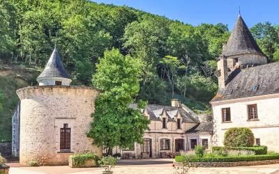 In the Land of the good life – Château La Fleunie, Perigord
