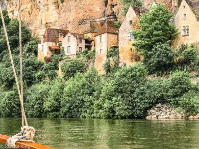 Dordogne-Roque-Gageac River.