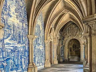 Porto-se cathedral azulejo.