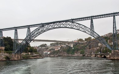 Douro-Maria Pia Bridge.