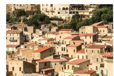 The Balagne Mountains village of Pigna (1).