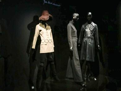 Paris YSL-iconic pieces.