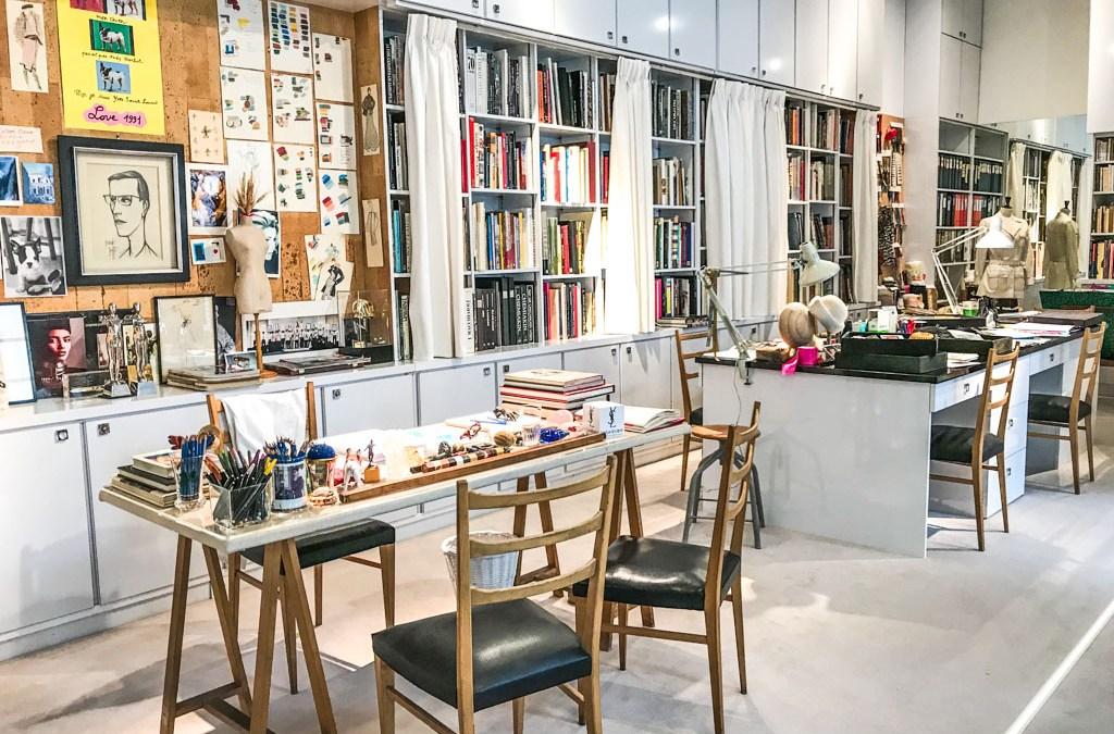 Paris YSL-Studio