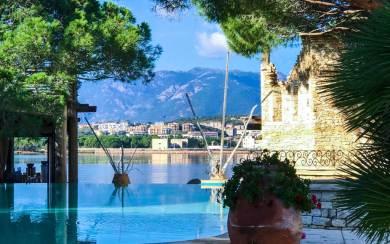 Corsica-Porto Vecchio Belvedere.