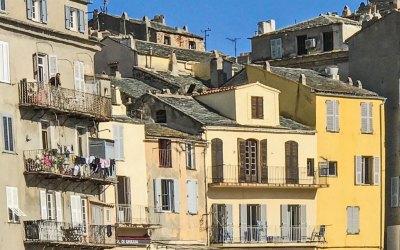 Corsica-Bastia laundry.