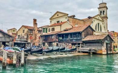 Italy-Venice San Trovaso.